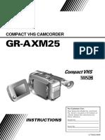 Camera JVC GRAXM25U