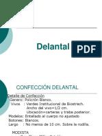 Delantal - Uniforme