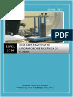 Guía de Prácticas Mec. Fluidos 2014-I