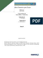 Análisis Financiero Texto Parte II