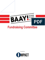 baay fundraising committee booklet