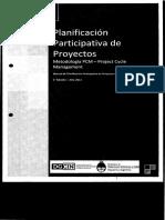 Planificacion Participativa de Proyectos_Metodologia_PCM.pdf