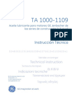 1000-1109_es_02 04 2013 - Aceite Lubricante Para Motores GE Jenbacher