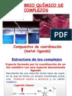 Clase Complejos Qui-220-16