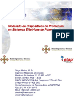 Modelado de Dispositivos de Proteccion_ETAP 12