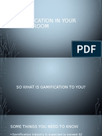 gamification in your classroom pptx