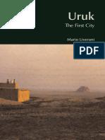 Liverani, Mario_1998_Uruk, The First City