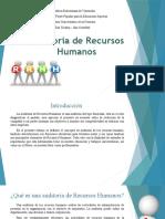 Auditoria de recursos humanos (RRHH)