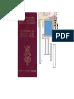 Pasaporte Belgica