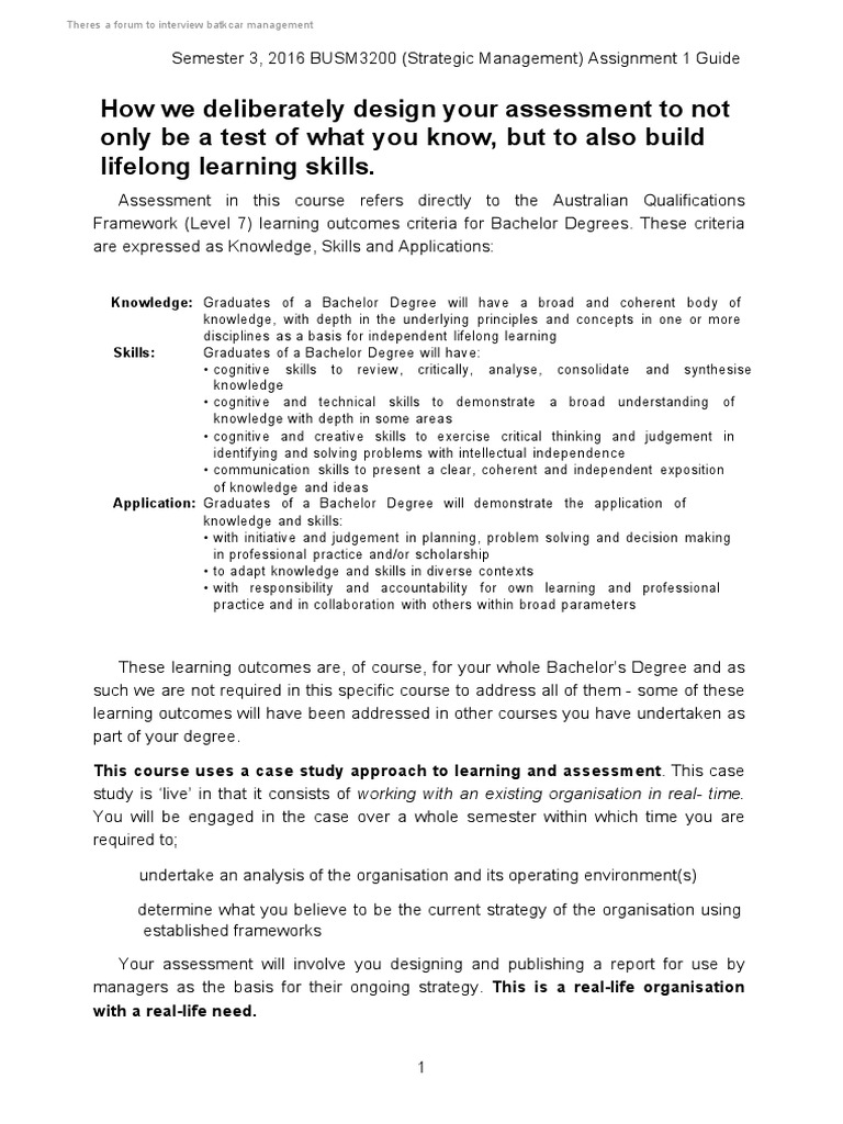 sports nutrition assignment Unit 5: sports coaching unit code: y/502/5621 qcf level 3: btec national assignment 1: roles, responsibilities, skills and techniques of a sports coach.