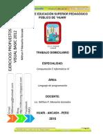 Ejericios de Visual Basic 2012