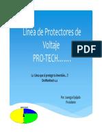 Presentacion Linea Protech Charla Exposicion Distribuidores 2013