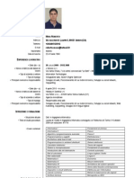 Curriculum Vitae - Roberto Musa