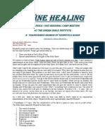 Divine Healing - Kenneth E Hagin