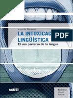 Intoxicación Lingüística
