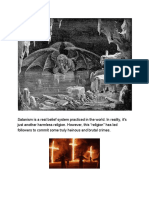 10 Satanic Crimes