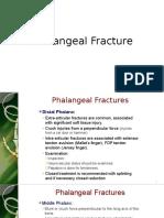 Phalanx Fracture