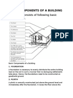 BASIC COMPONENTS OF A BUILDING.docx