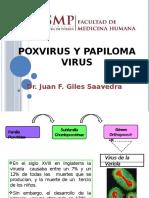 Poxvirus y Papiloma Virus