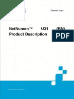 ZTE NetNumen U31(BN) Product Description