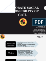 GAIL - CSR