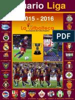 Anuario Liga 2015-16