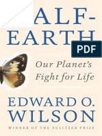 Edward O. Wilson-Half-Earth_ Our Planet's Fight for Life-Liveright (2016)