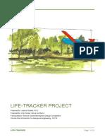 Introaero Life Tracker