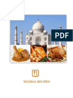 Mughal Recipes eBook