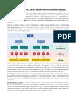 LT distribution board - Smartelectricity Distribution system
