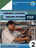 Buku Kelas 10 SMK - Teknik Listrik Dasar Otomotif 2