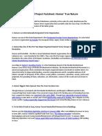 The Israel Project Factsheet