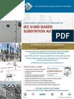 EIT's IEC-61850 Short-Course Brochure (CSZ)
