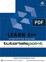 Cpp Tutorial