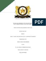 ENSAYO DEL NUEVO CÓDIGO NACIONAL DE POLICÍA Y CONVIVENCIA
