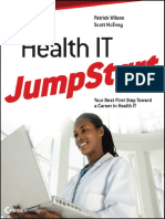 Patrick Wilson, Scott McEvoy-Health IT JumpStart_ the Best First Step Toward an IT Career in Health Information Technology-Sybex (2011)