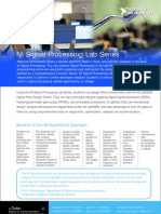 Signal Processing Lab Series