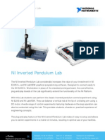 Inverted Pendulum Stand