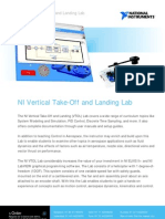Vertical Take Off and Landing Lab