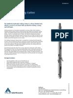 ALS Hydraulic Tubing Cutter TB260201