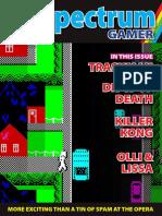 ZX Spectrum Gamer Issue 1
