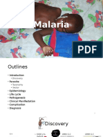 Malaria in Pediatrics