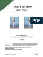 Manuel d'Utilisation ISO 26000