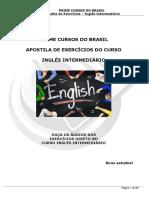 Apostila Ingles Exercicios Parte1