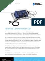 Optical Communication Lab