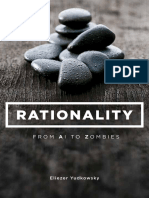 Rationality From AI to Zombies