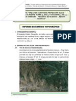 (01) Informe Estudio Topografico