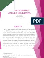 Hernia Inguinalis Medialis Inkarserata