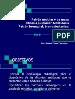 Diagnóstico Por Imagen II - Patrón Nodular y de Masa