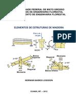 Apostila de Estruturas de Madeira